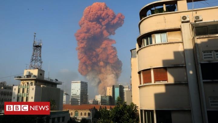 【突发大事件】黎巴嫩首都爆炸已致70余人死亡 现货黄金一夜暴涨开启2000美元时代!