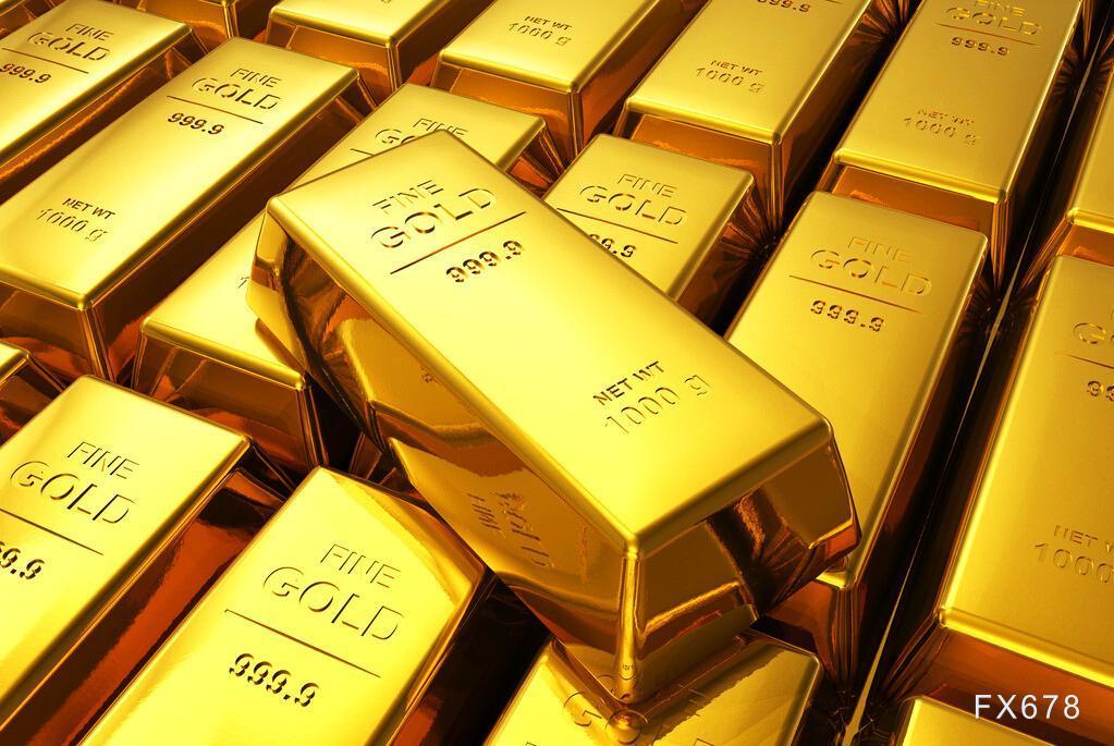 黄金交易提醒:连续六个交易日刷新纪录高位,黄金剑指2100!决战非农,警惕回调风险?