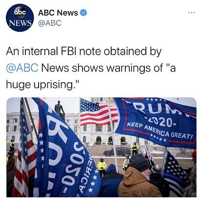 特朗普批准华盛顿特区进入紧急状态