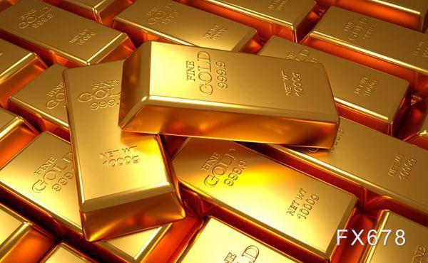 黄金交易提醒:拜登上任前高盛二度提高经济预估,三大央行利率决议来袭,黄金多空决战千八