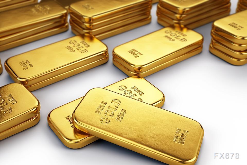 黄金交易提醒:鲍威尔表态不出所料,股市大跌引发美元避险,黄金多头难振雄风盼今晚GDP救援