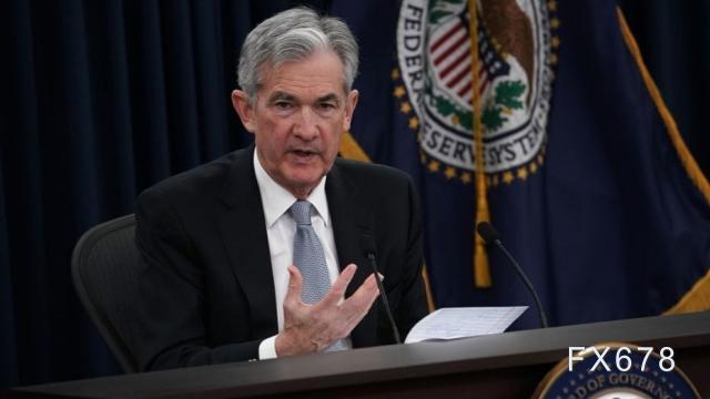 鲍威尔言论吓坏市场,美元飙升,债市股市重挫,黄金跌至1690