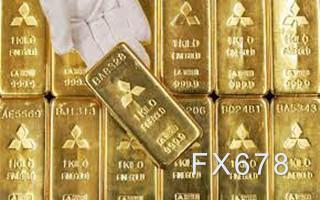 现货黄金价格跌势有限,后市仍上看1759美元