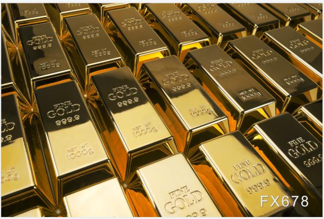黄金价格近三个月高位附近徘徊,关注这一关键水平
