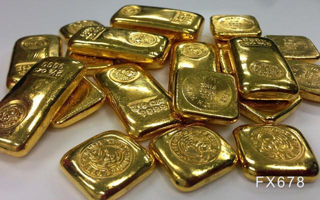 国际金价后市或下探1775美元