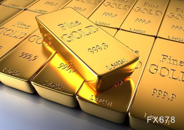 """黄金交易提醒:金价1800关口遭遇""""滑铁卢"""",下跌是新的买入机会?"""